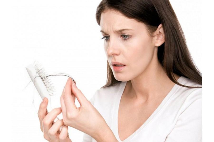 Cách chữa rụng tóc, ăn không tiêu đầy hơi, nóng tính