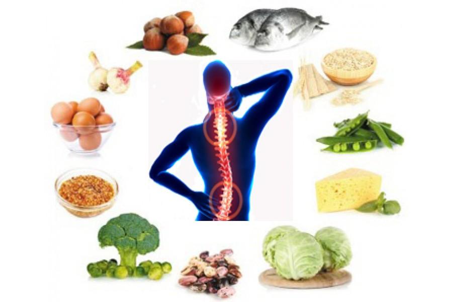 Các vitamin tốt cho xương