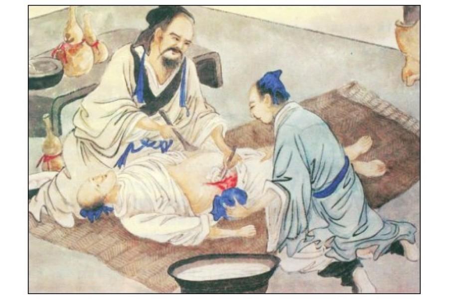Món quà để lại lúc lâm chung của một vị Thầy thuốc Trung y cao tuổi, thật quá tuyệt vời!(phần 2)