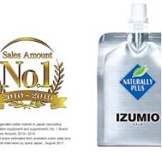 Nước thần kỳ Izumio giàu Hydro